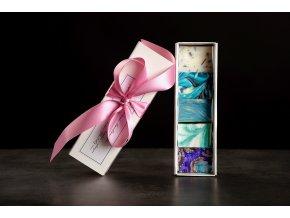 Mýdlová bonboniéra - dárkové balení, 225g