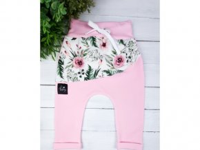 16046 baggy rosantic silky baby pink(1)