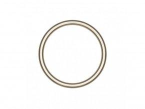 13552 ring sling krouzek velikost m platinova