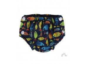Dětské plavky Popolini, Deep Sea