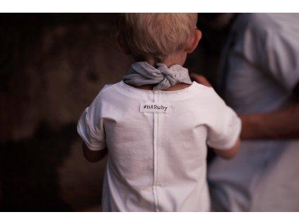 Tričko bílé - celá rodina