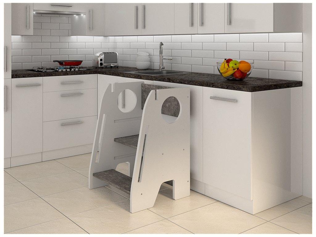 Kitchen helper kuchynský pomocník beton