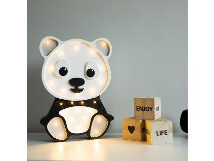 detska lampicka panda1