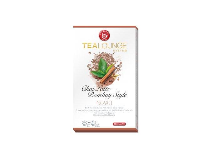 Tealounge Kapslové sypané čaje