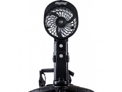 Bag boy 3 in 1 Cart Fan Black