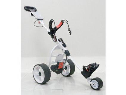 Elektrický golfový vozík MOCAD 2.5 shiny white