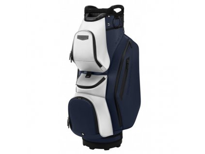 Bennington Cart Bag LIMITED 2.0 FO14 SERIES Water Resistant Navy / White