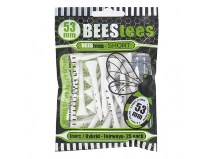 BEEStees - 53mm - Pack 25