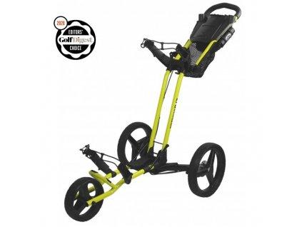 Sun Mountain tříkolový vozík PATHFINDER3 Atomic Yellow