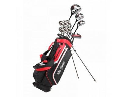 """MacGregor golfový set CG3000 1"""" LONGER STEEL Stand Bag 6-SW set pánský, pravý"""