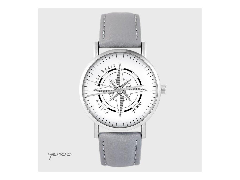Hodinky - design Kompas