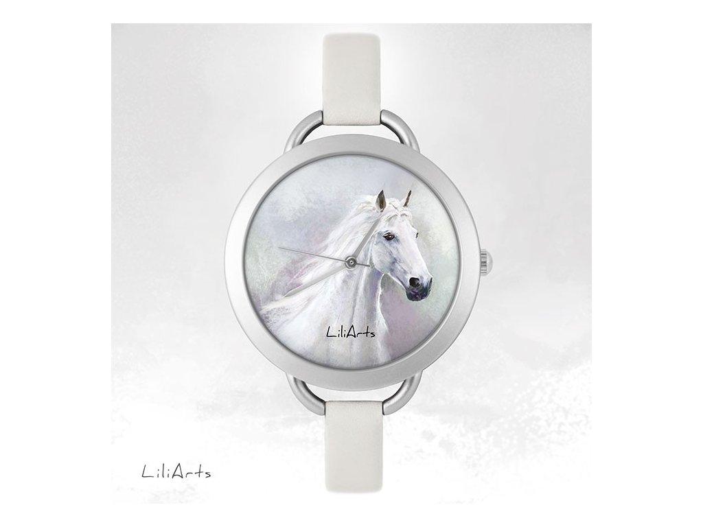 Hodinky - design Bílý Kůň