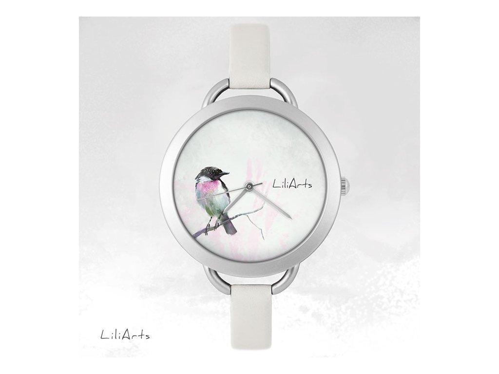 Hodinky - design Pták
