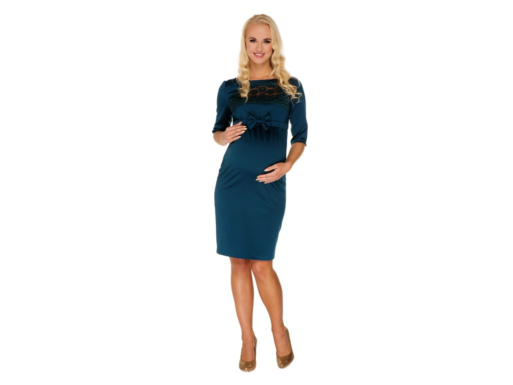 P370 Těhotenské šaty Marion 2