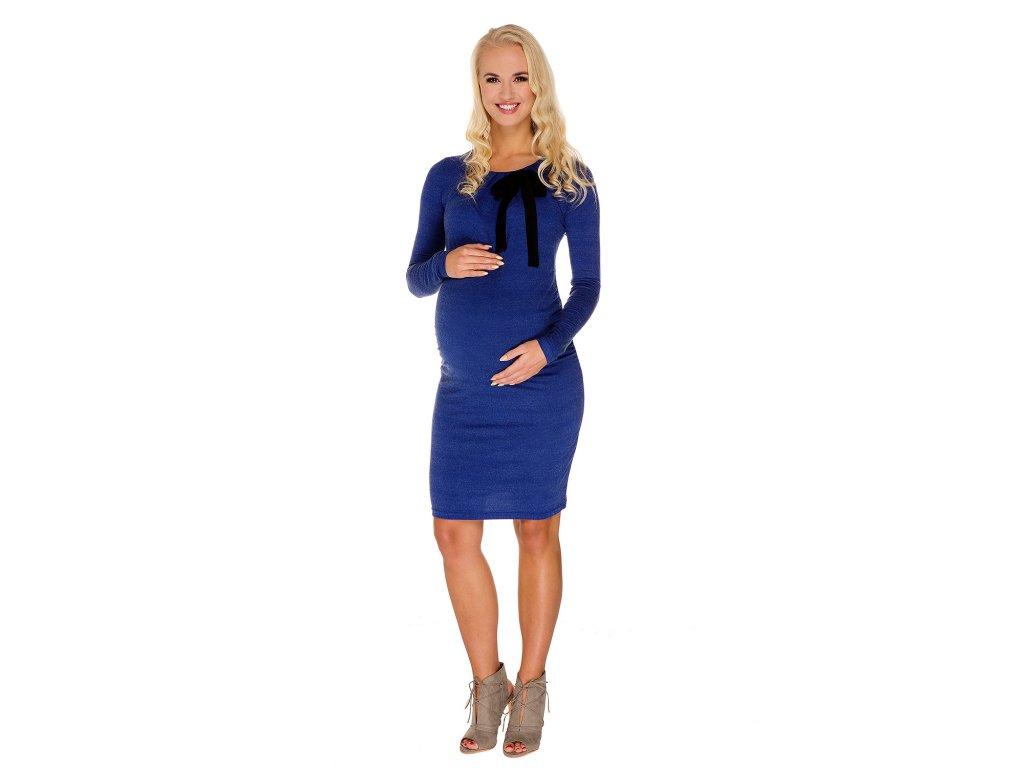 P373 Multifunkční šaty pro těhotné a kojící ženy Rene 3