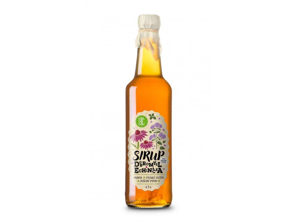 Sirup Dobromysl a Echinacea 0,5 l