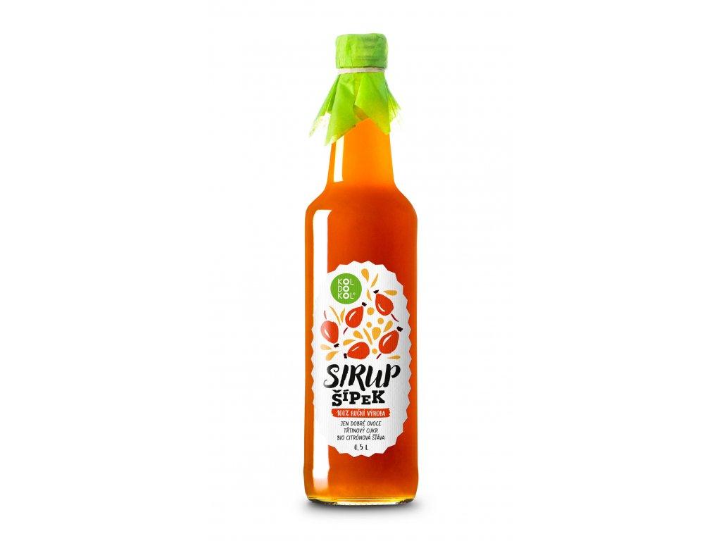 Sirup Šípek 0,5 l
