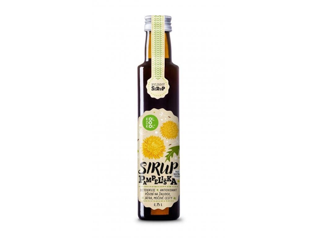 Sirup Pampeliška 0,25 l