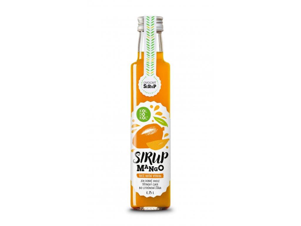 Sirup Mango 0,25 l