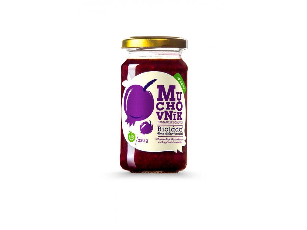 Bioláda® Muchovník 230g bio džem