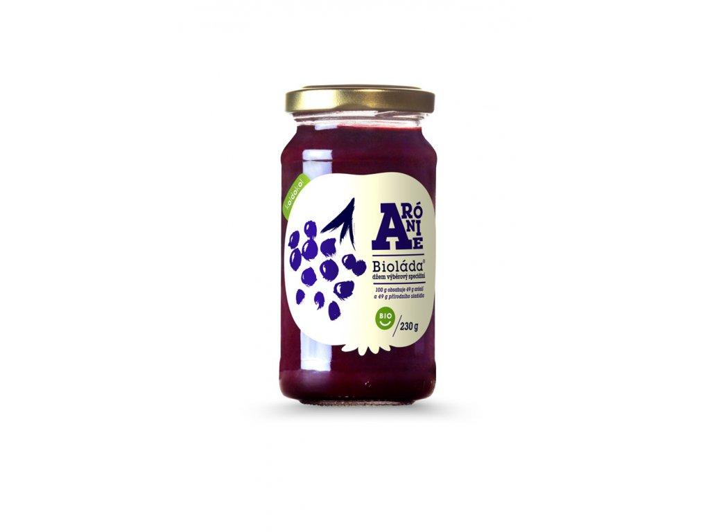 Bioláda® Arónie 230g bio džem