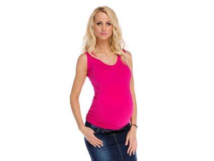 tehotensky top Claire pink a tehotenska sukne jessie