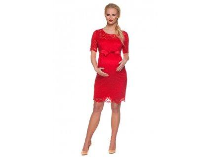 P390 Těhotenské šaty Carmen 2