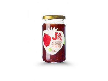 Bioláda® Jahoda 230g bio džem