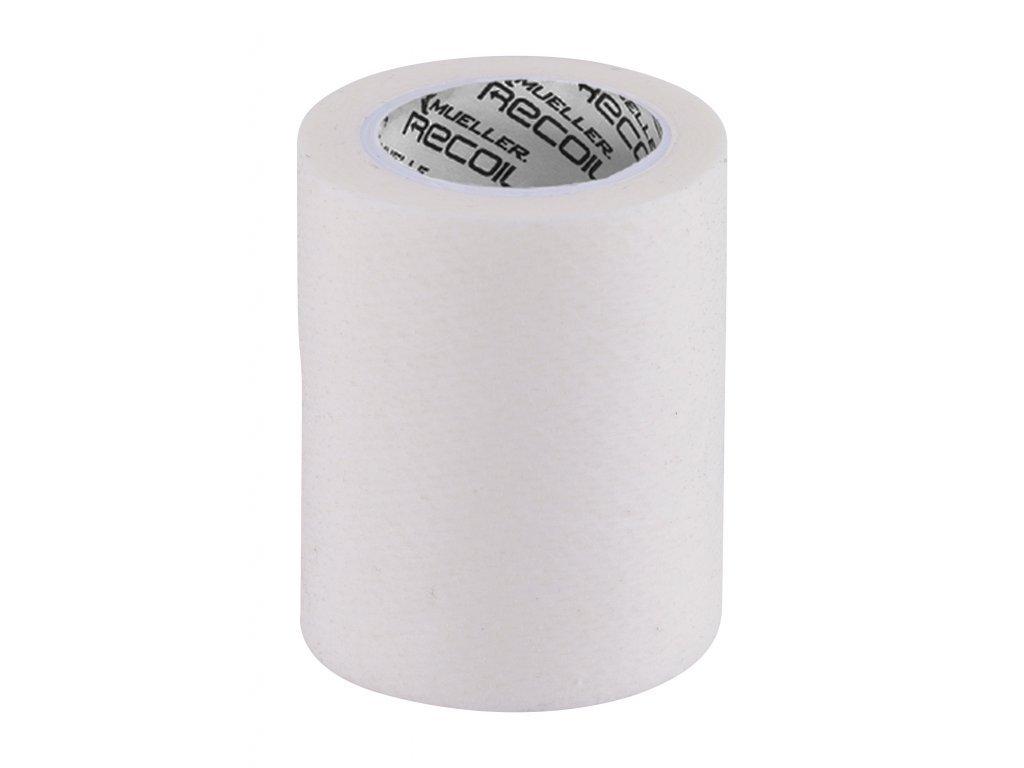 6358 mueller recoil elastic cohesive tape 2 white elasticka kohezni paska bila