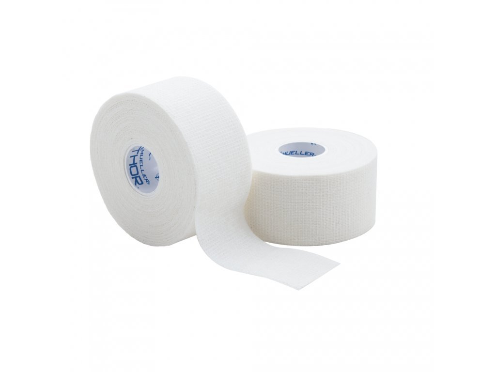6420 mueller thor rigid cohesive tape neelasticka kohezni paska 3 8 cm x 13 7 m