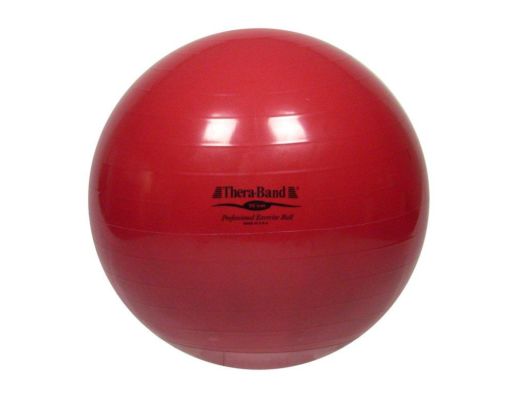 THERA-BAND gymnastický míč 55 cm, červený