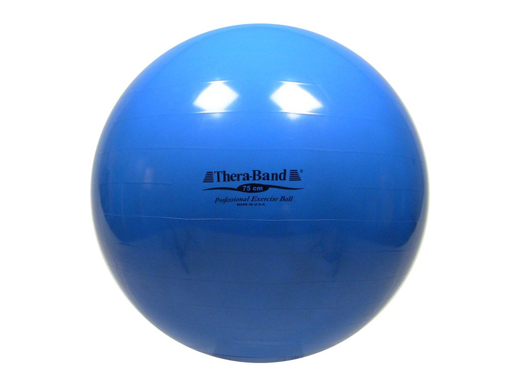 THERA-BAND gymnastický míč 75 cm, modrý