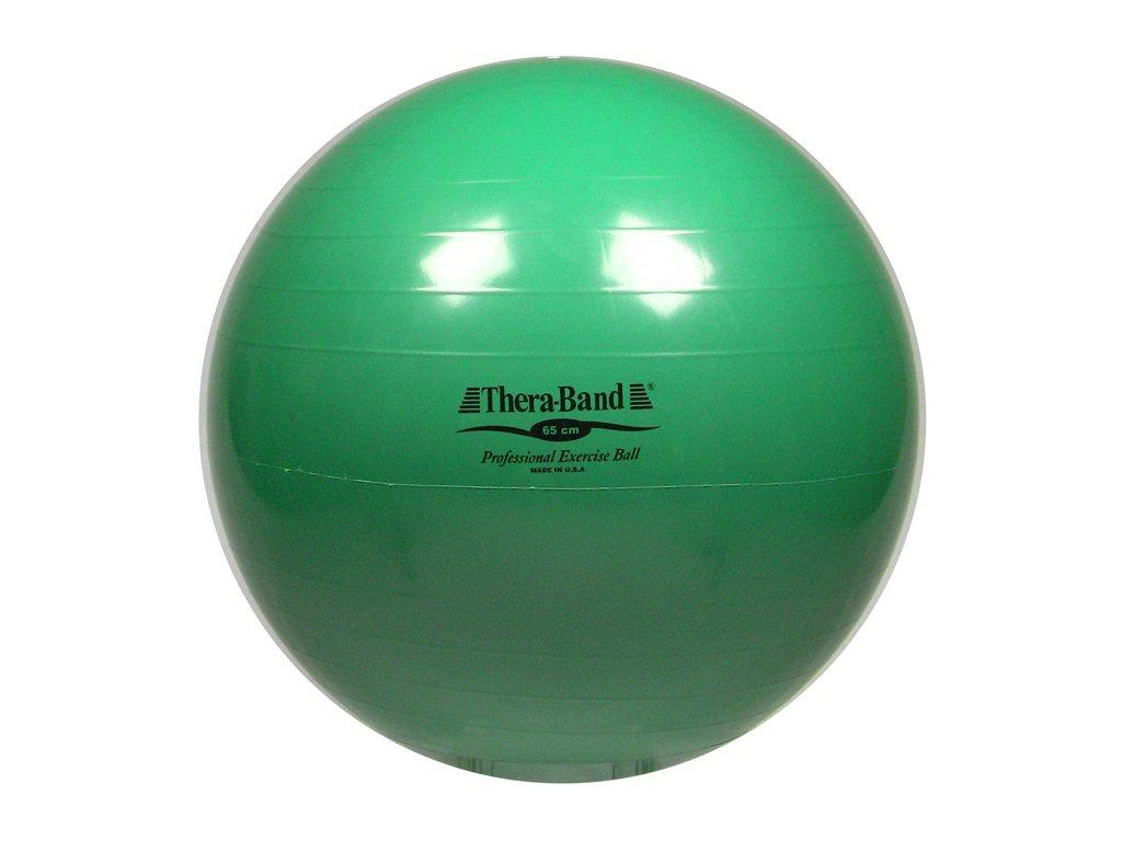 THERA-BAND gymnastický míč 65 cm ABS, zelený