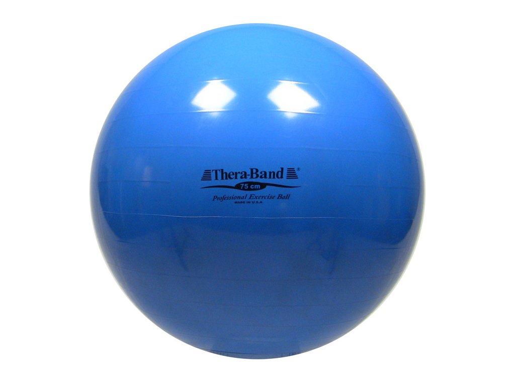 THERA-BAND gymnastický míč 75 cm ABS, modrý