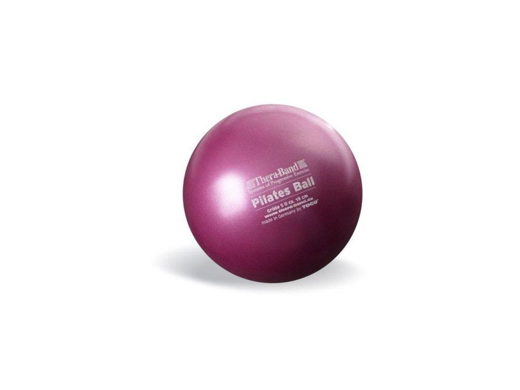 THERA-BAND Pilates Ball 18 cm, červená