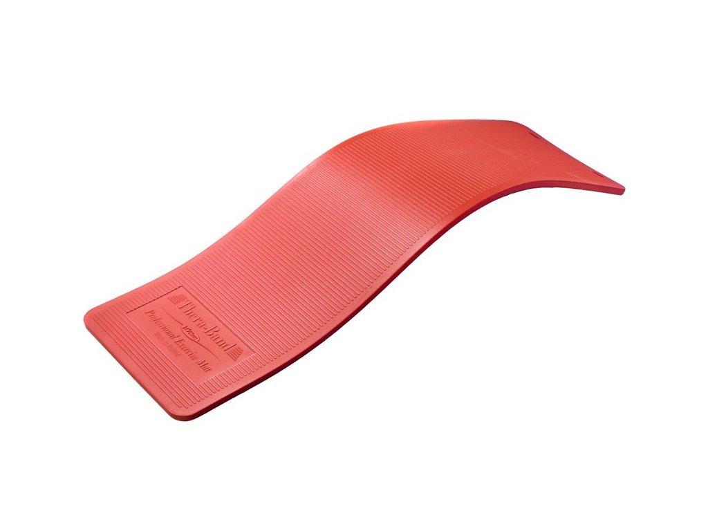 THERA-BAND podložka na cvičení, 190 cm x 100 cm x 1,5 cm, červená