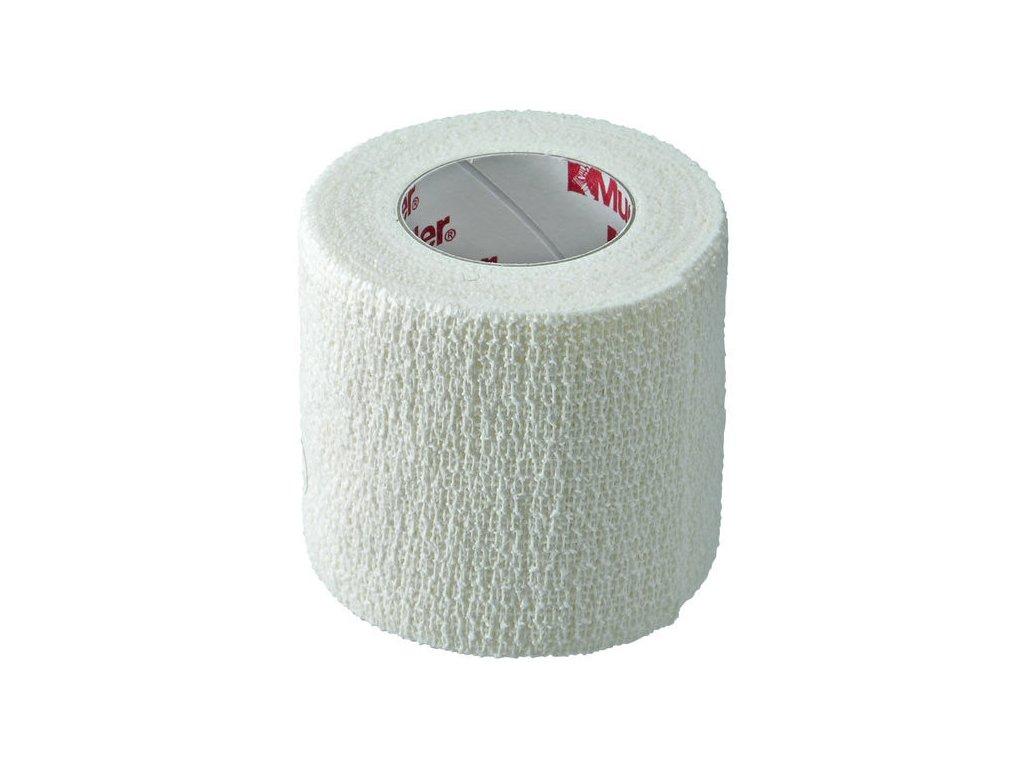 Mueller TapeWrap® Premium, před/tejpovací páska 7,5cm x 5,4m
