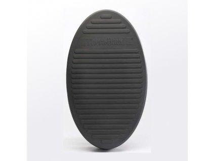 THERA-BAND balanční podložka, černá - velmi měkká