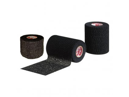 Mueller Tear-light® Tape, tejpovací páska, 7.6cm x 6.8m, černá