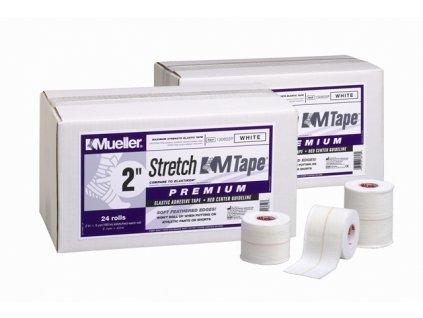 Mueller Stretch MTape® Premium, tejpovací páska, 7.6cm x 4.5m