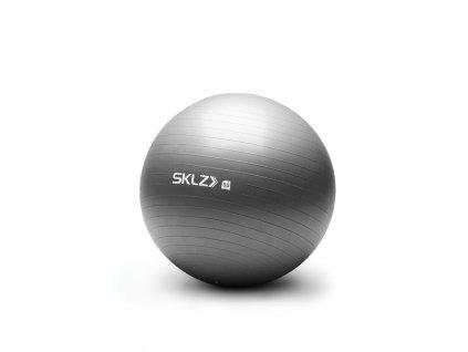 SKLZ Stability Ball, gymnastický míč 55 cm, světle šedý