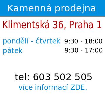 Prodejna TEJPY.cz