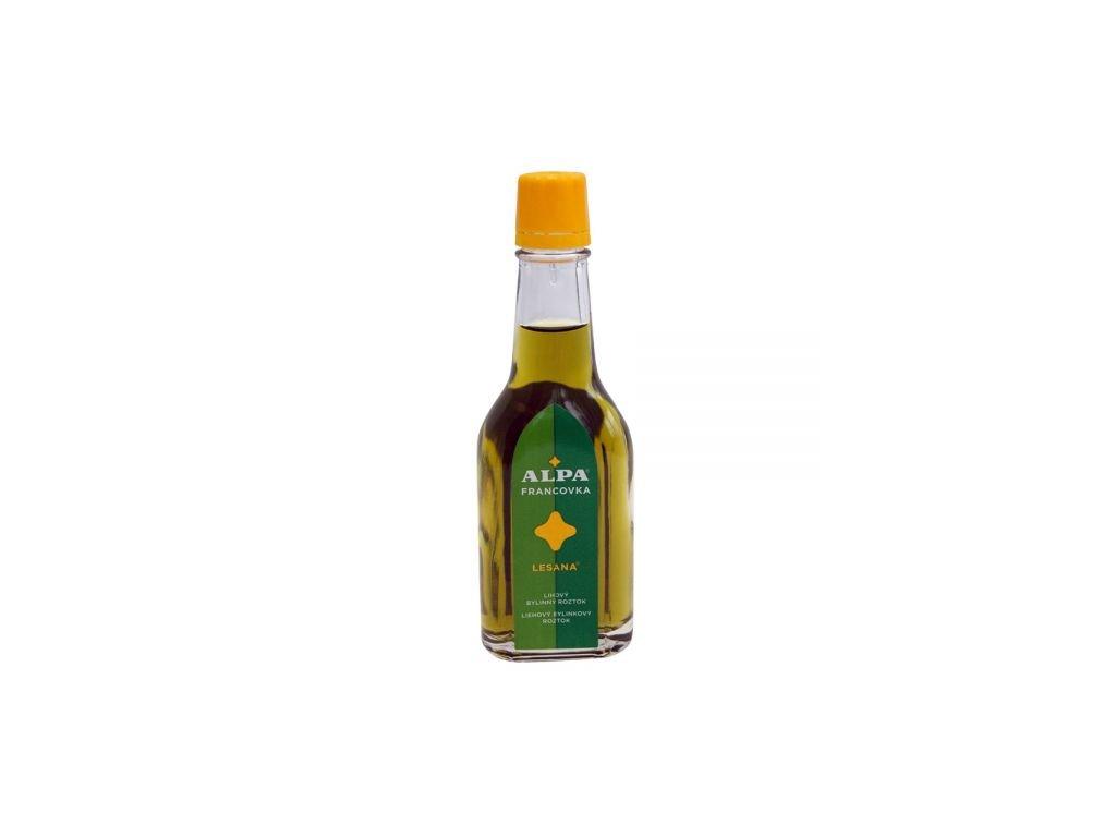 ALPA francovka LESANA – lihový bylinný roztok
