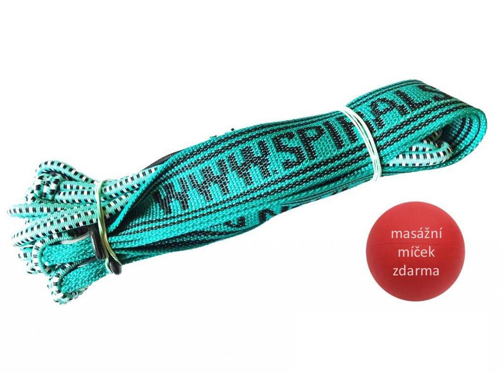 Elastické lano pro sm systém
