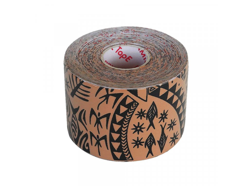 Dynamic Tape Tatoo