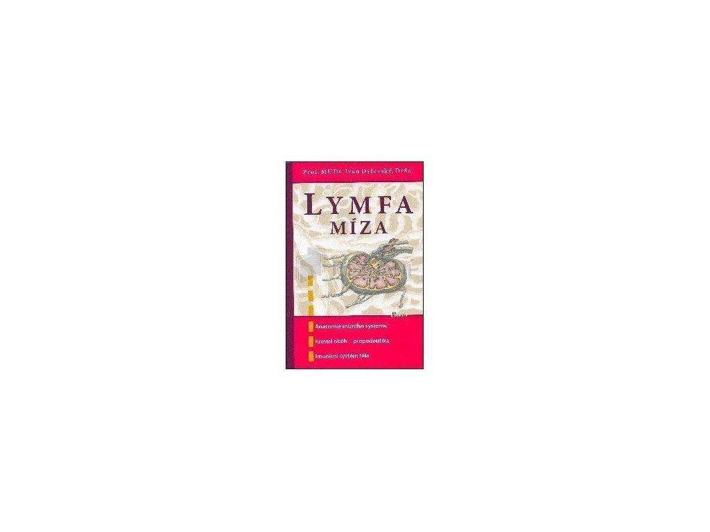 Lymfa míza - Dylevský Ivan