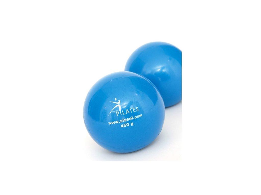 Míče pro cvičení Pilates - Sissel Pilates Toning ball