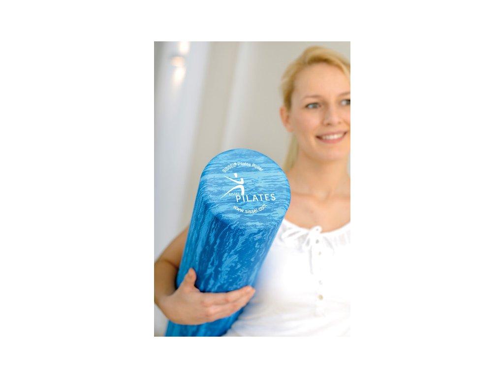 Pilates Roller PRO Soft 90 cm x 15 cm - TEJPY.cz ee95ce603af