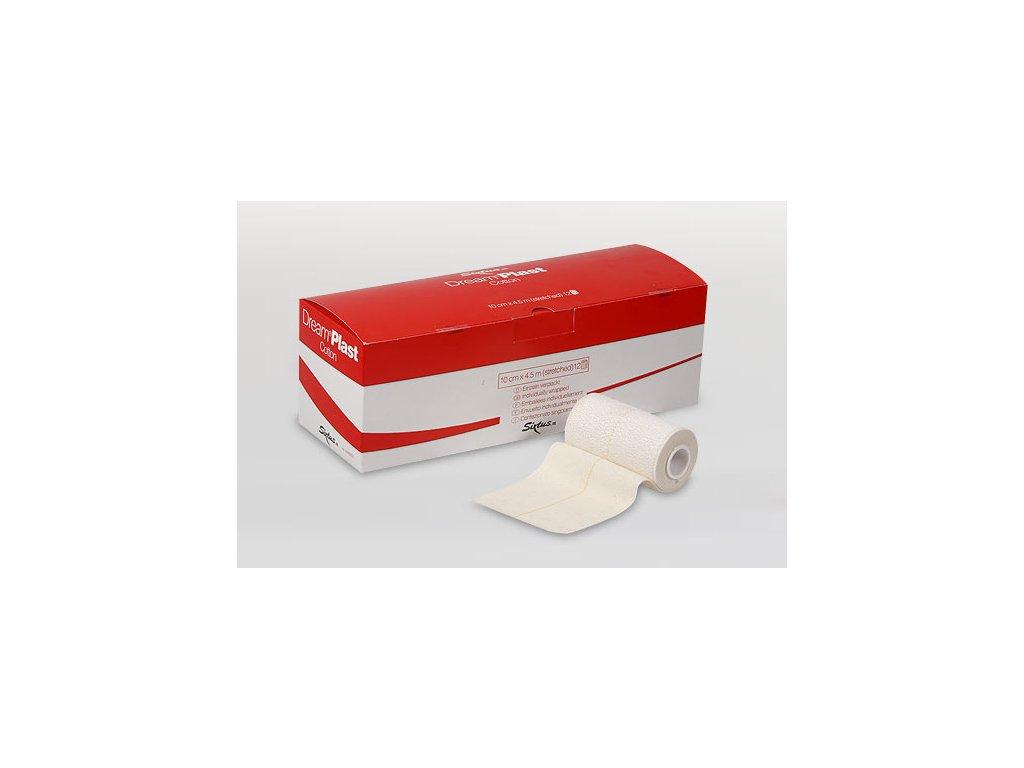 Porézní elastický obvaz Sixtus Plast Cotton