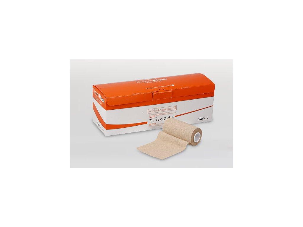 Porézní elastický obvaz Sixtus Plast Cotton Bi La